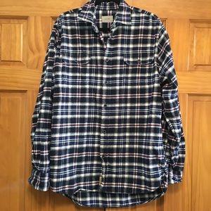 Jachs Plaid Fannel Shirt - Large Tall